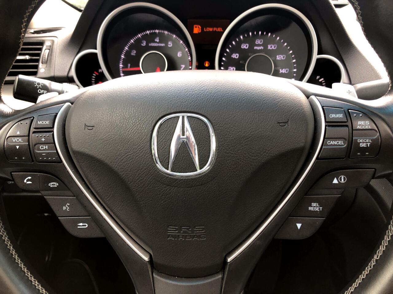 2012 Acura TL 4dr Sdn Auto SH-AWD Advance