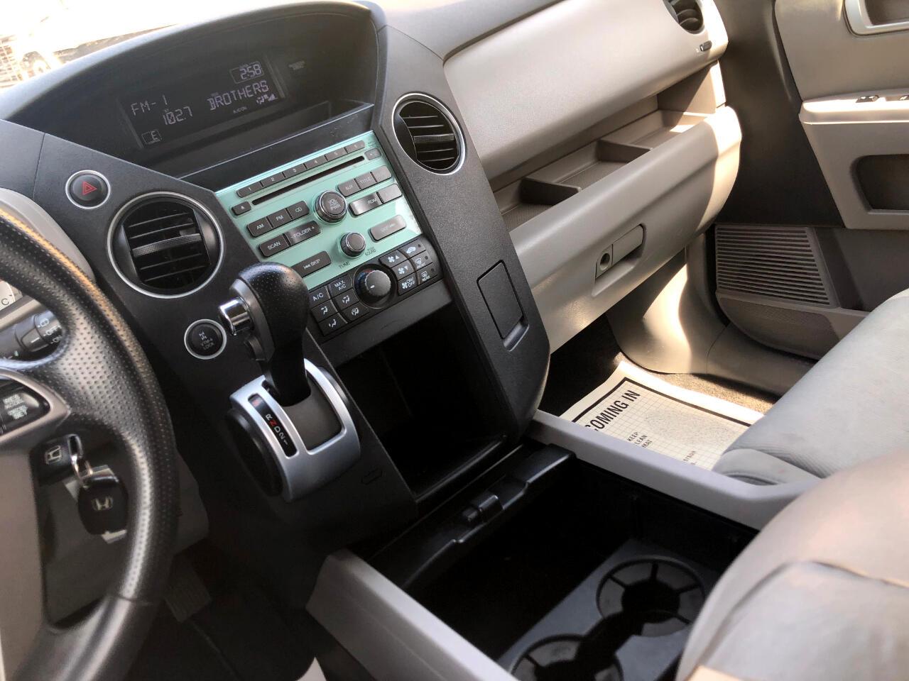 2011 Honda Pilot 4WD 4dr LX