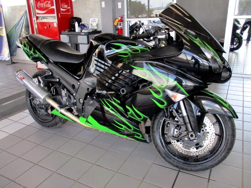 2011 Kawasaki ZX1400-C