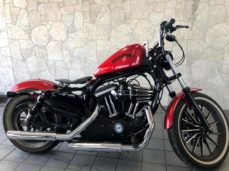 2012 Harley-Davidson XL883N