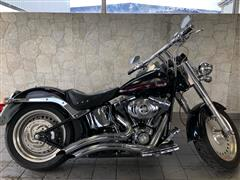 2007 Harley-Davidson FLSTFI