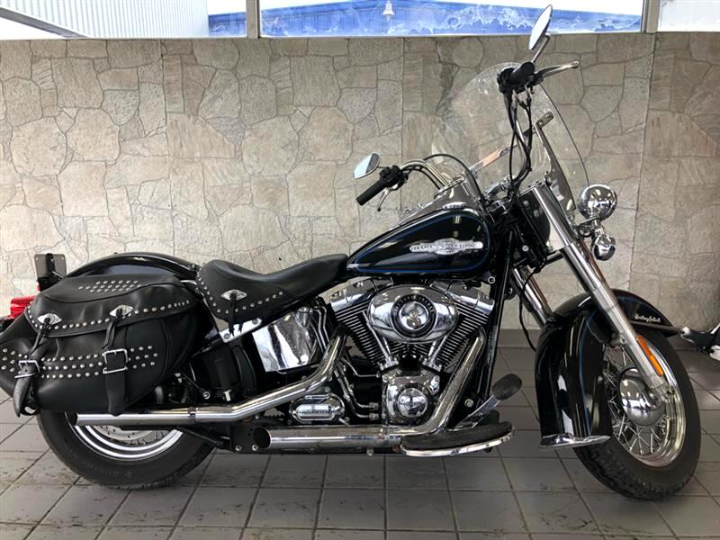 2012 Harley-Davidson FLSTC
