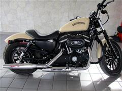 2014 Harley-Davidson XL883N
