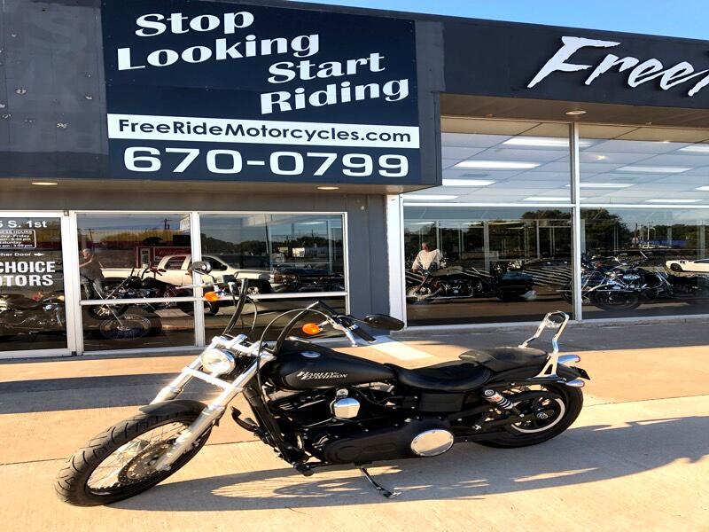 2012 Harley-Davidson FXDB