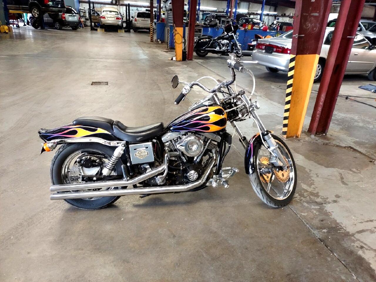Harley-Davidson 81 FXWG  1981