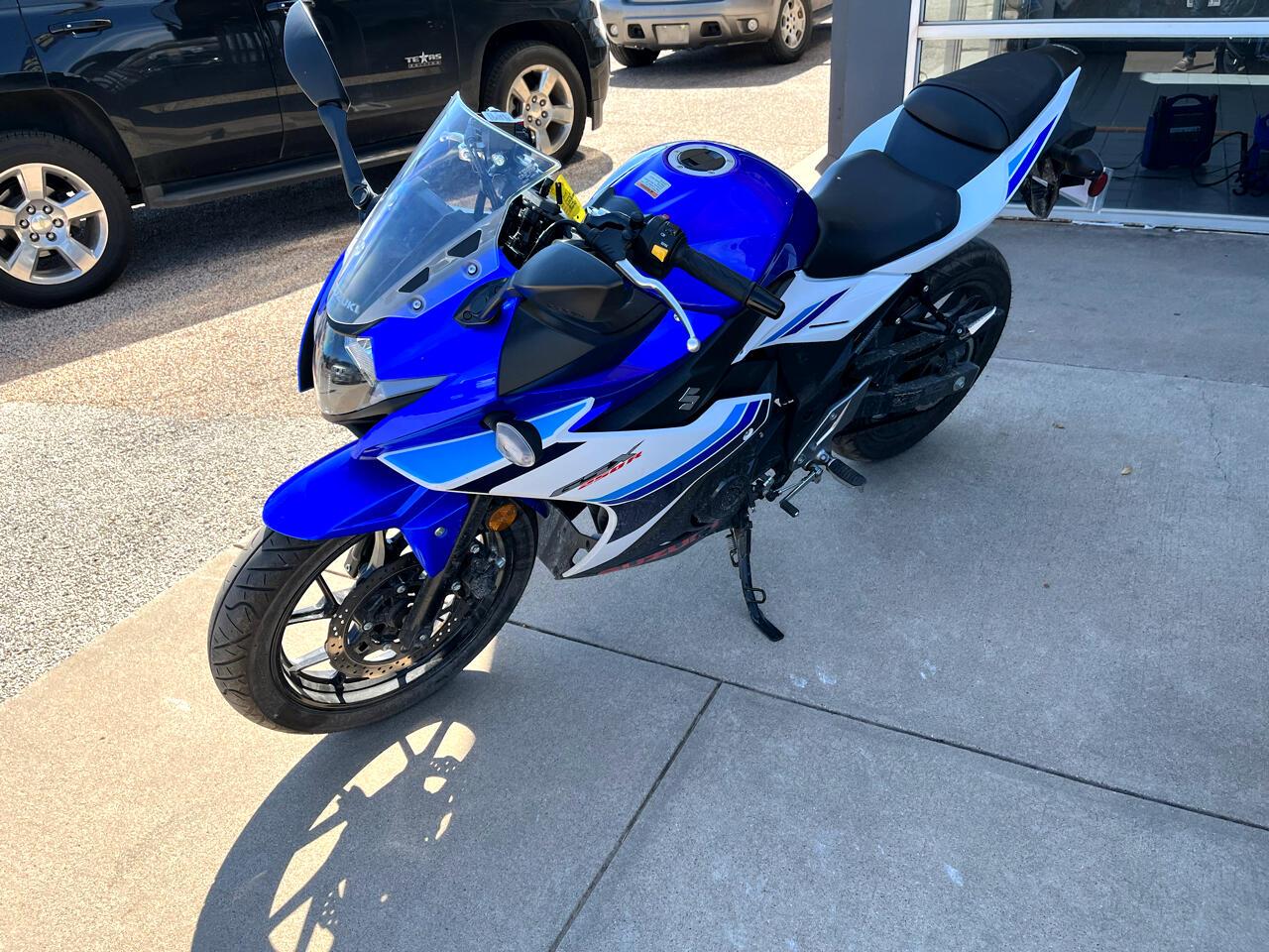 Suzuki Motorcycles Unknown  2019