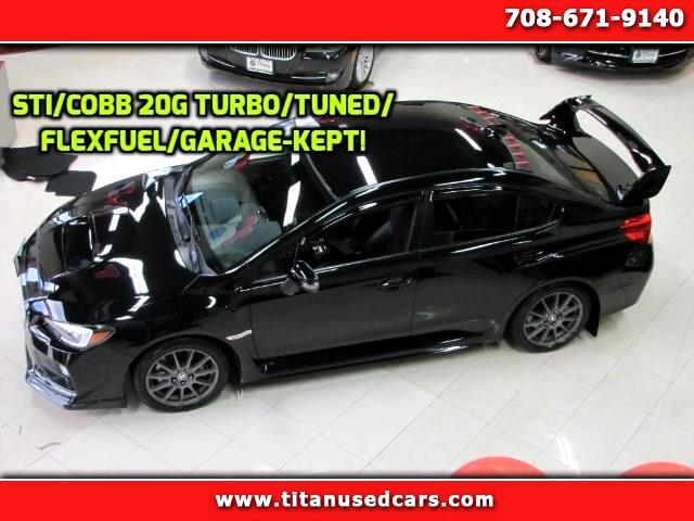 2016 Subaru WRX STI 4-Door