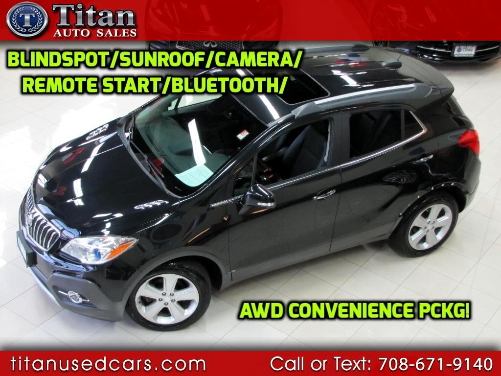 2015 Buick Encore Convenience AWD