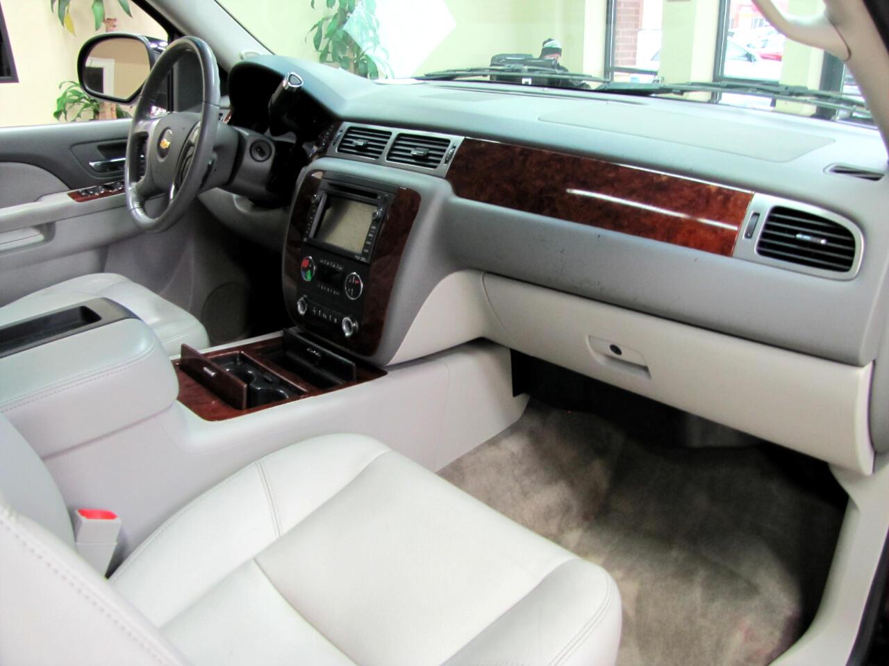 2011 Chevrolet Tahoe LTZ 4WD