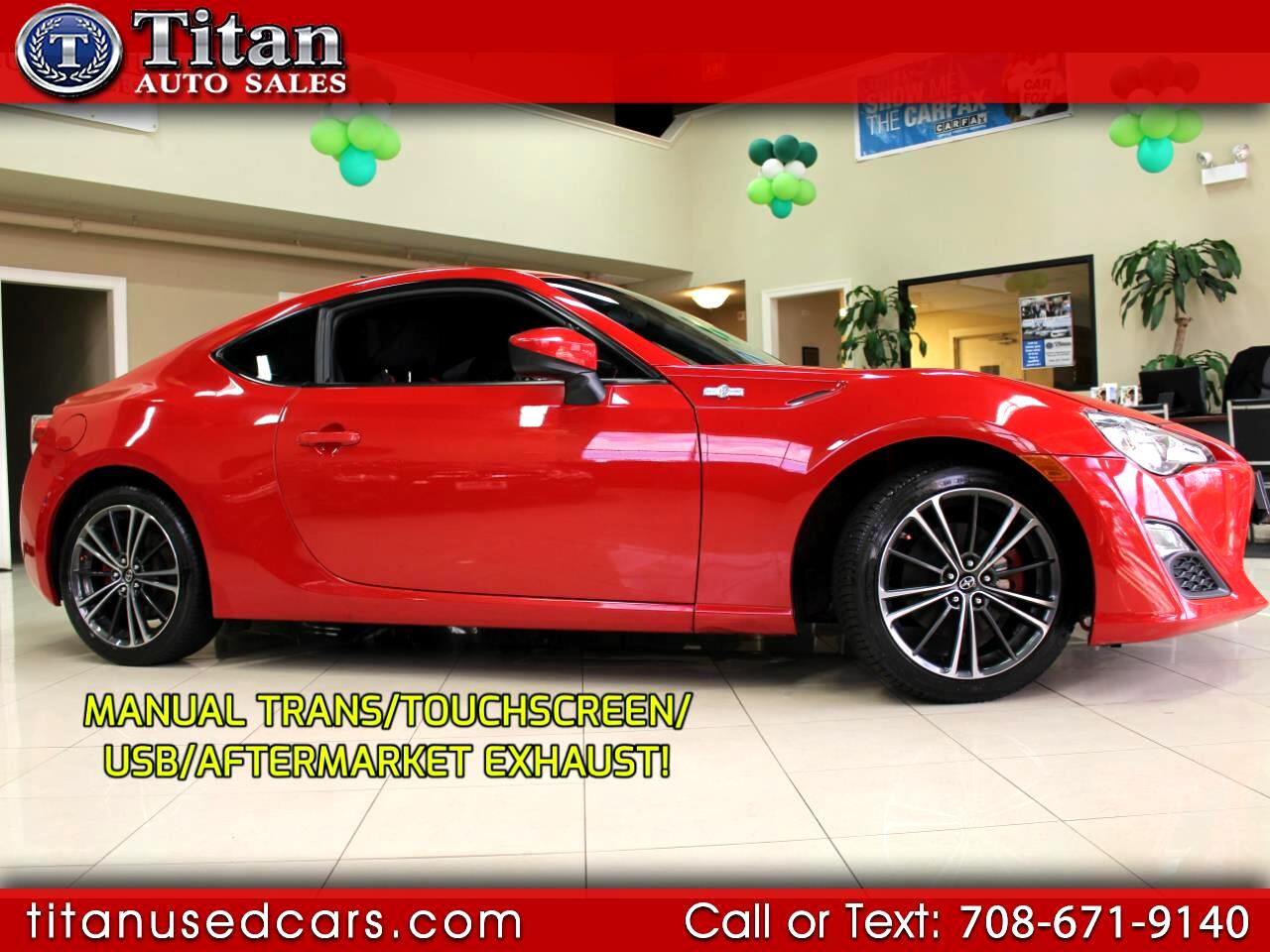 2014 Scion FR-S 2dr Cpe Man (Natl)