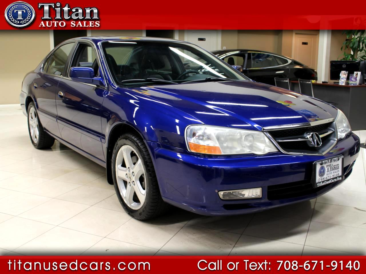 2002 Acura TL 4dr Sdn 3.2L Type S w/Navigation