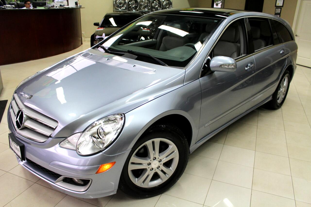 2007 Mercedes-Benz R-Class 4MATIC 4dr 3.5L