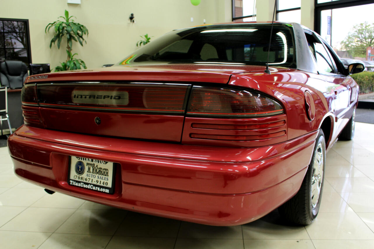1994 Dodge Intrepid 4dr Sedan Base