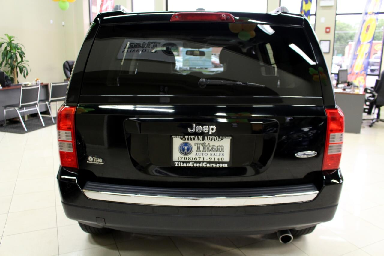 2016 Jeep Patriot FWD High Altitude Edition