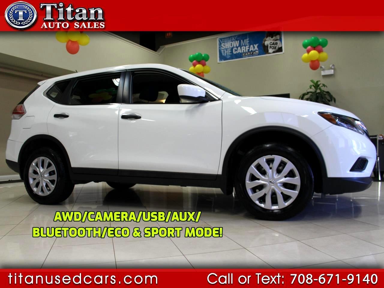 2016 Nissan Rogue AWD