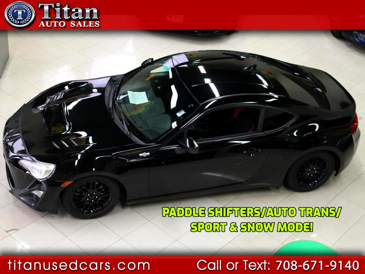 2013 Scion FR-S 2dr Cpe Auto (Natl)