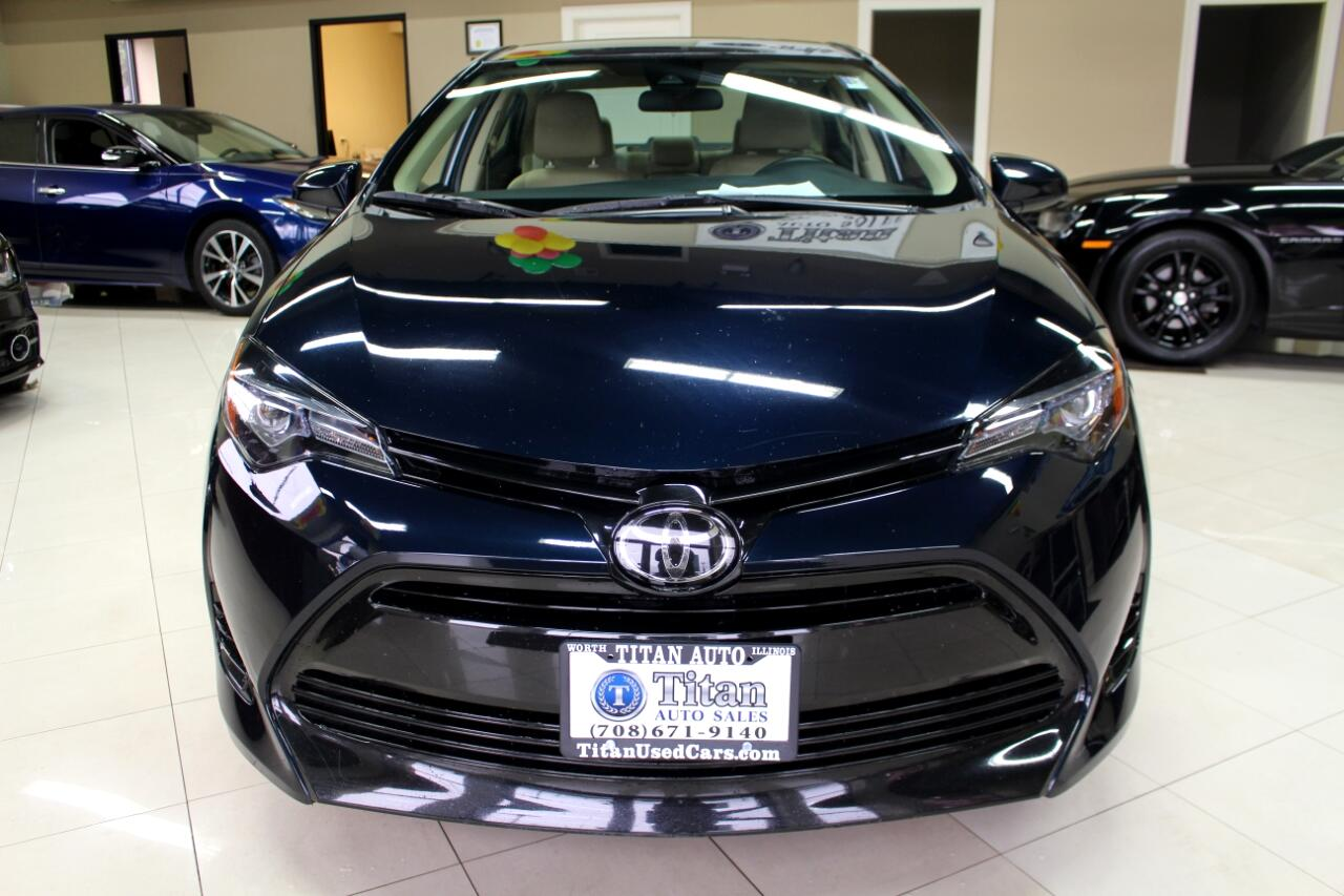 2017 Toyota Corolla 50th Anniversary Special Edition CVT (Natl)