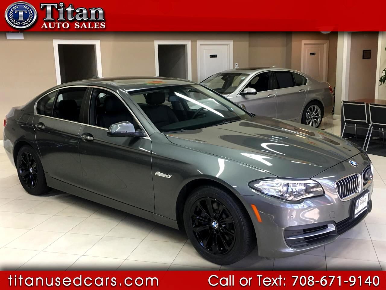 2014 BMW 5 Series 528i xDrive AWD