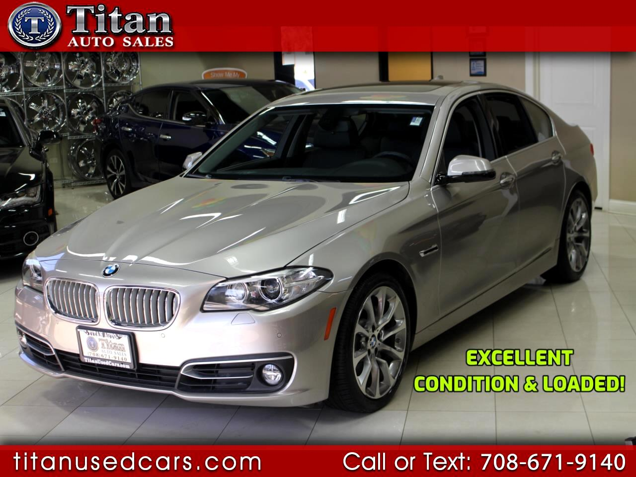 2014 BMW 5 Series 535i xDrive AWD