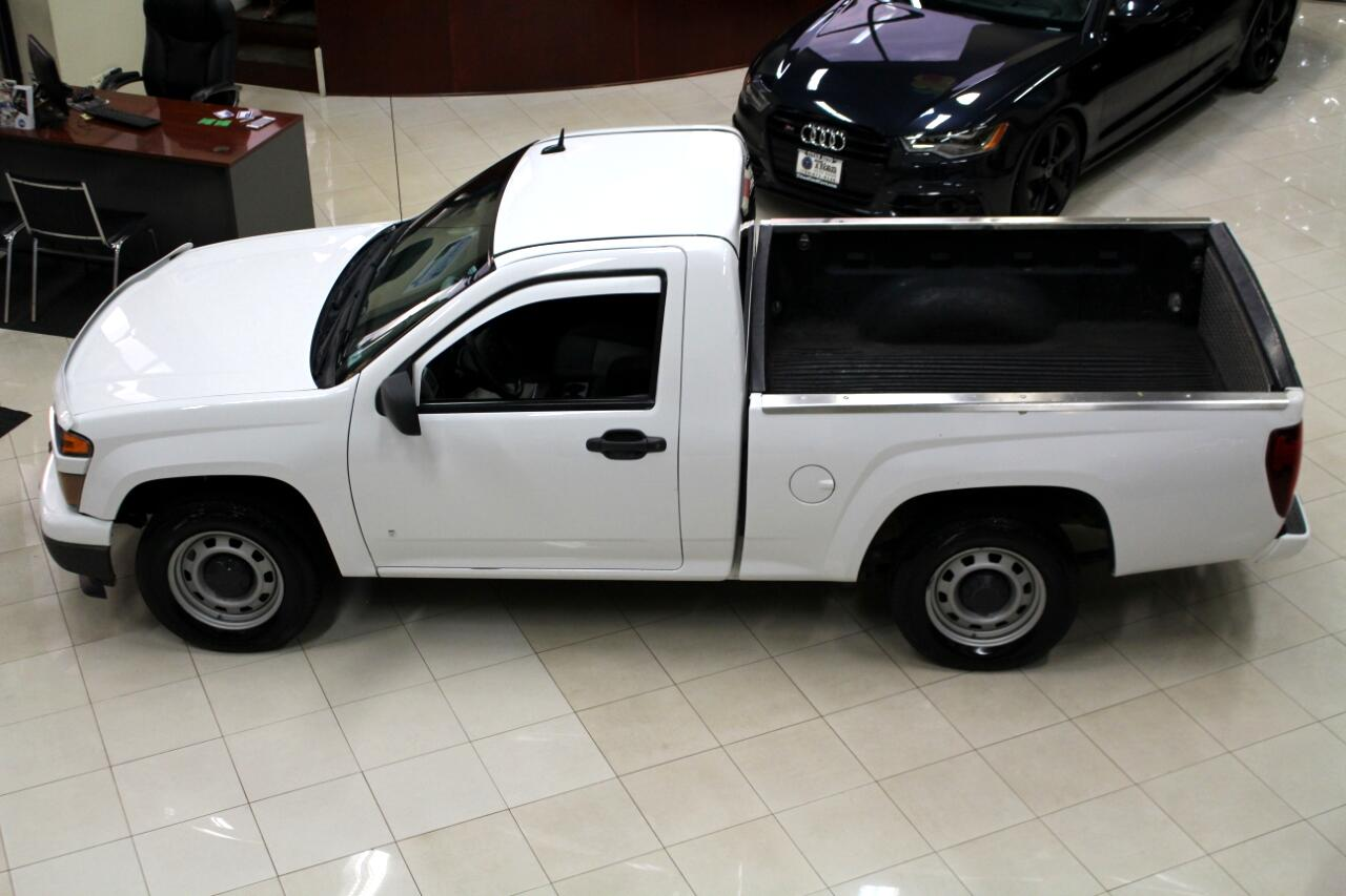 2009 Chevrolet Colorado 2WD Reg Cab 111.2