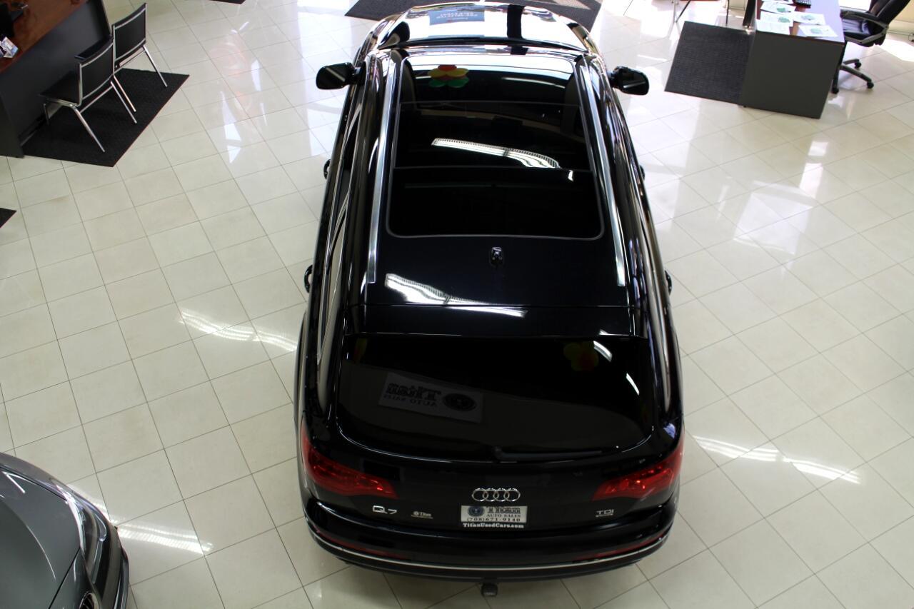 2012 Audi Q7 quattro 4dr 3.0L TDI Premium Plus