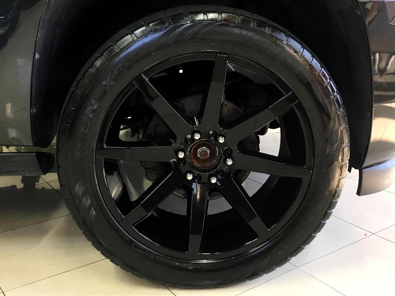 2012 Chevrolet Tahoe LTZ 4WD