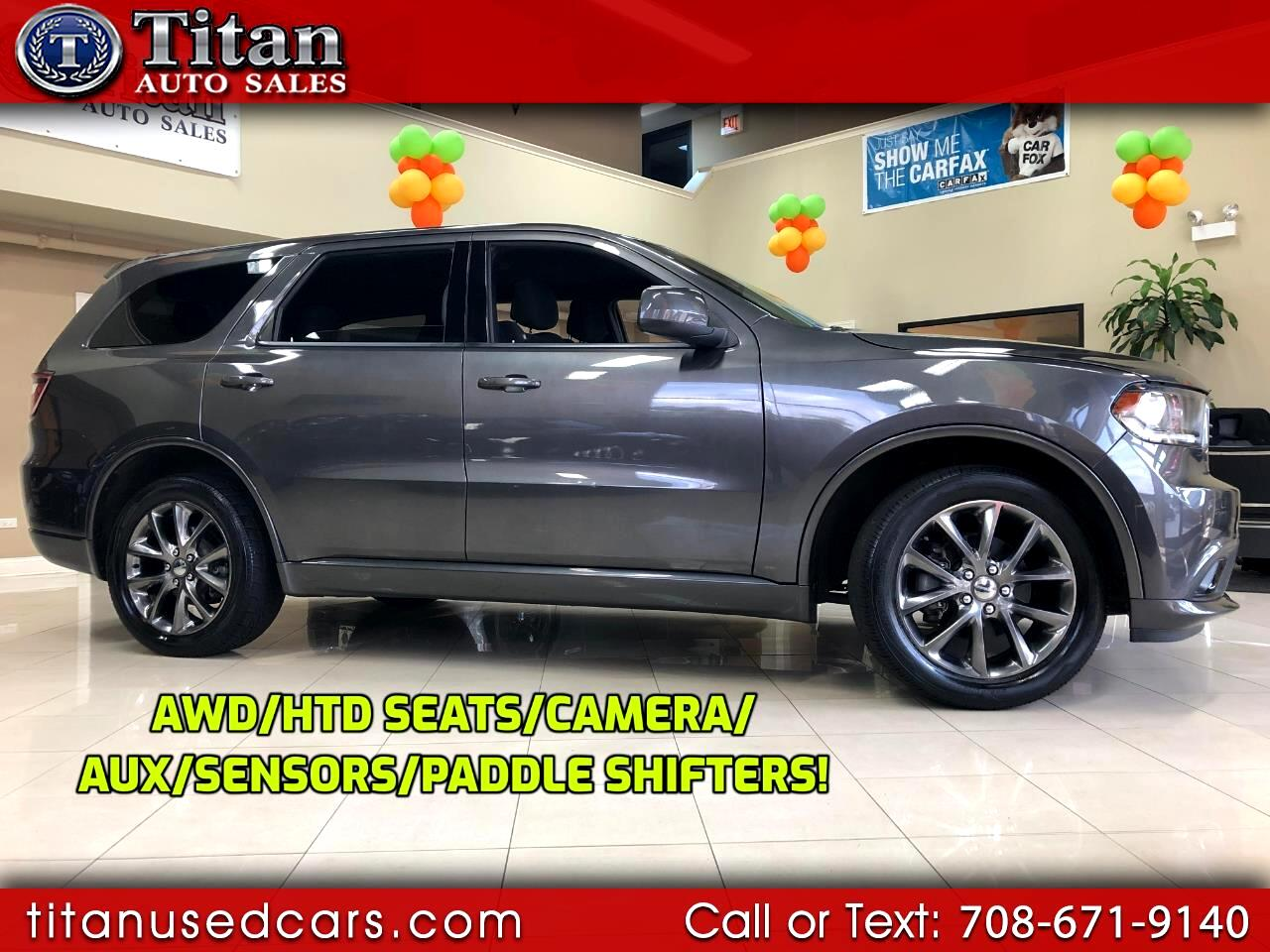 2014 Dodge Durango SXT AWD