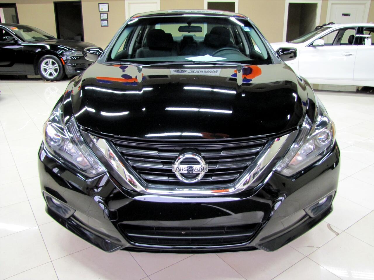 2017 Nissan Altima SR