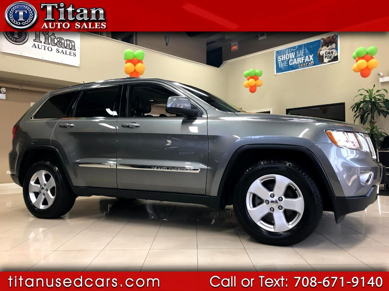 2013 Jeep Grand Cherokee 4dr Limited 4WD