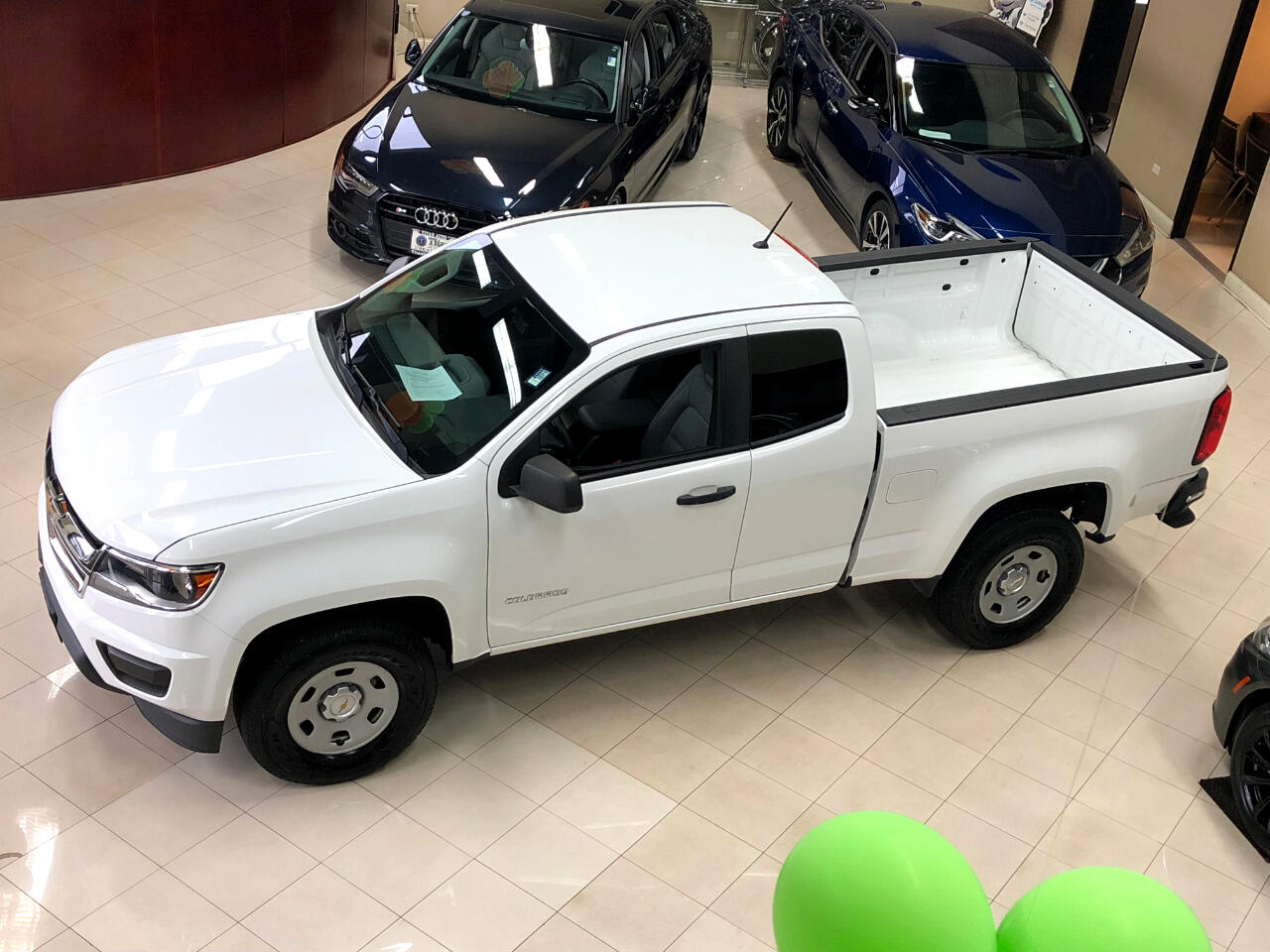 2015 Chevrolet Colorado 2WD Ext Cab 128.3