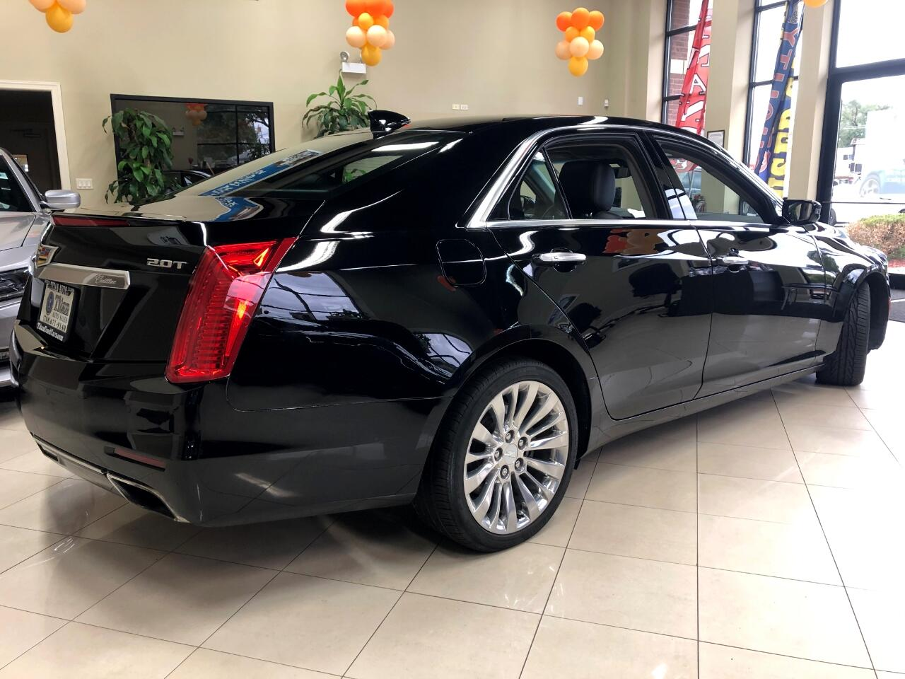 2016 Cadillac CTS Sedan 2.0L Turbo Luxury Collection AWD