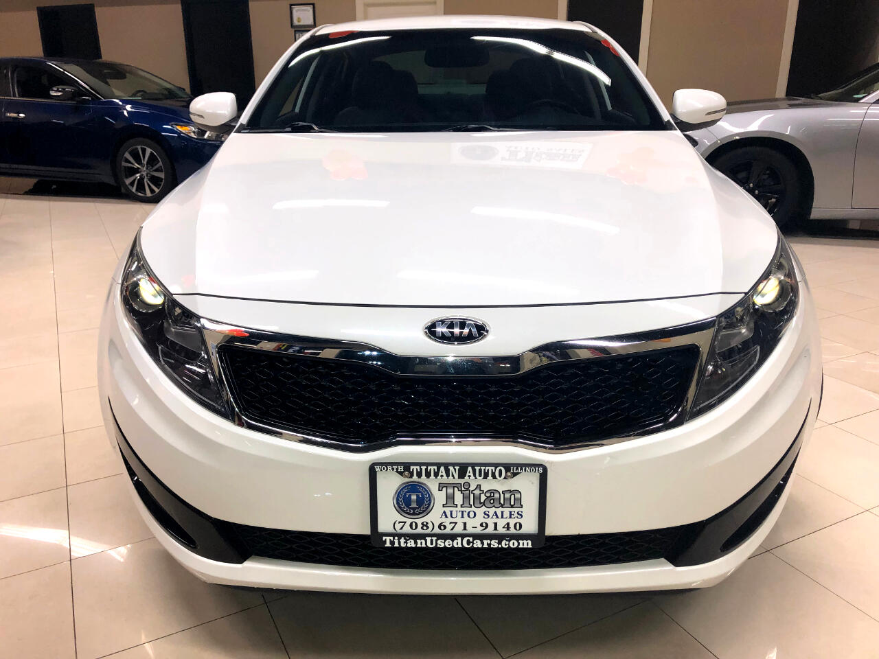 2013 Kia Optima EX