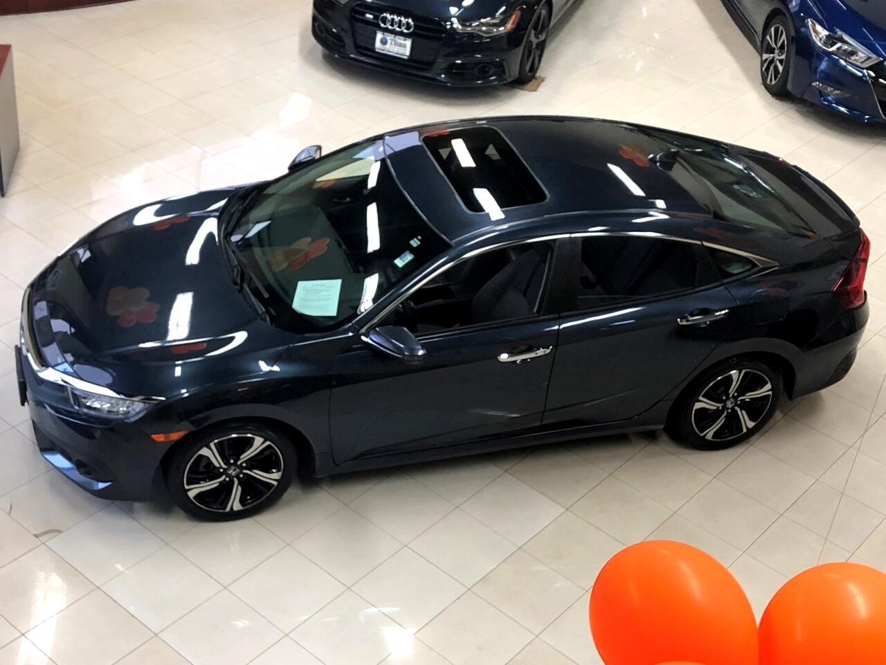 2016 Honda Civic Sedan Touring CVT