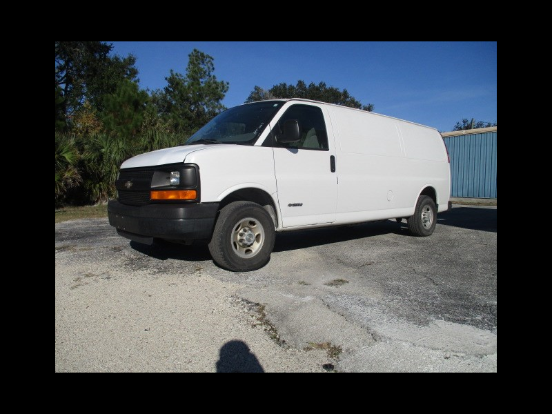 2005 Chevrolet Express 2500 Extended Cargo