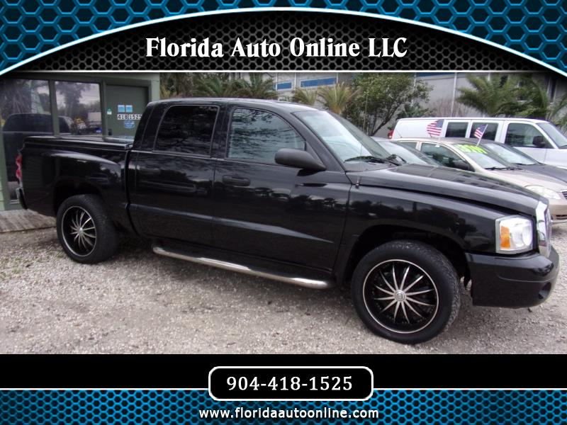 Dodge Dakota SLT Quad Cab 2WD 2007