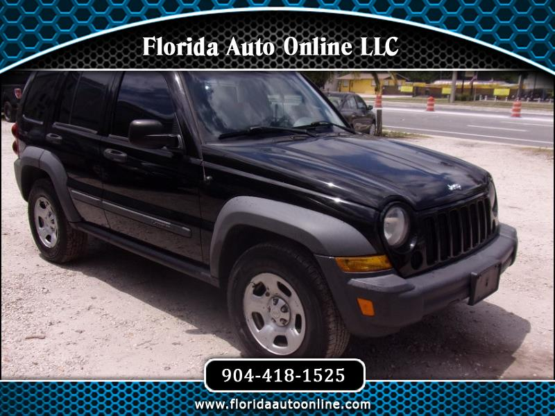 Jeep Liberty Sport 2WD 2007