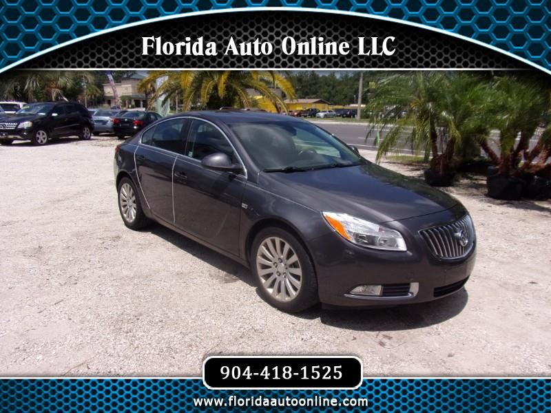 Buick Regal CXL - 3XL 2011