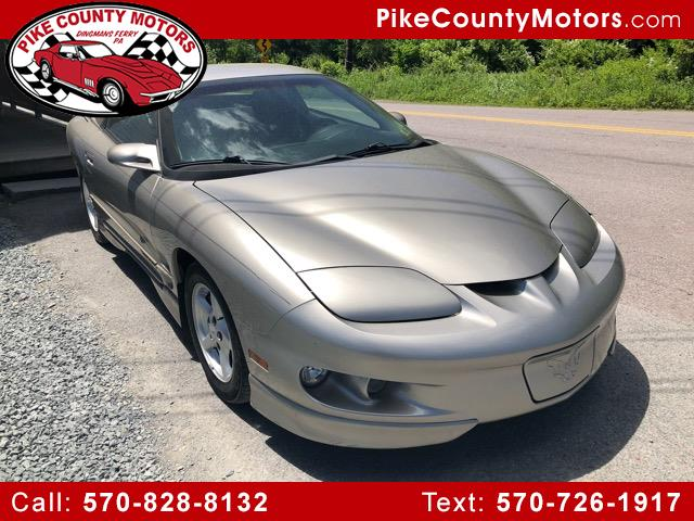 2000 Pontiac Firebird Coupe