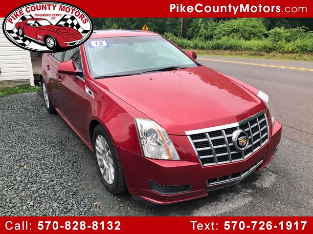 2012 Cadillac CTS Luxury AWD