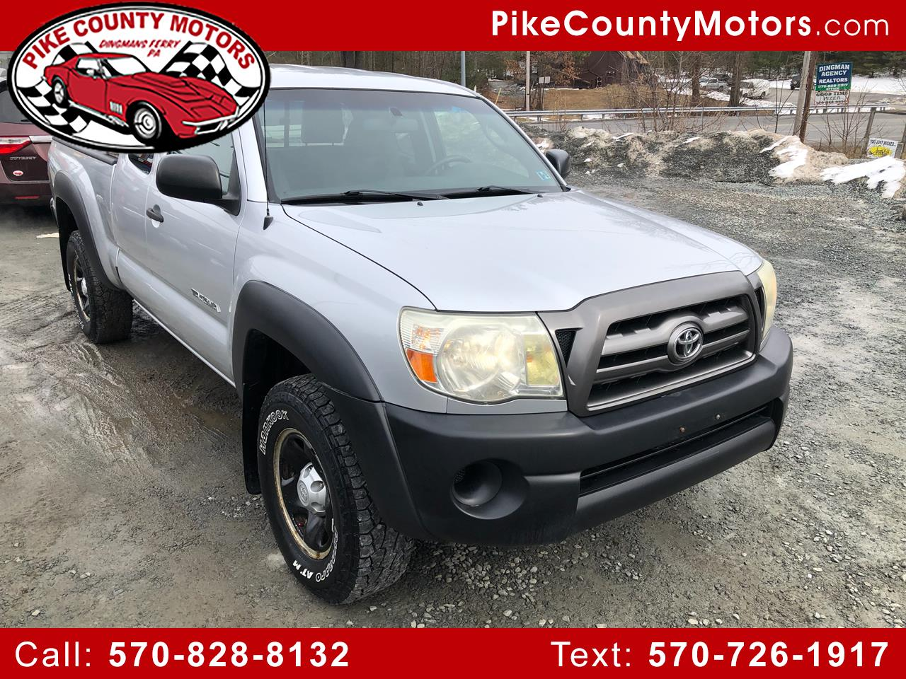 2010 Toyota Tacoma 4WD Access V6 AT (Natl)