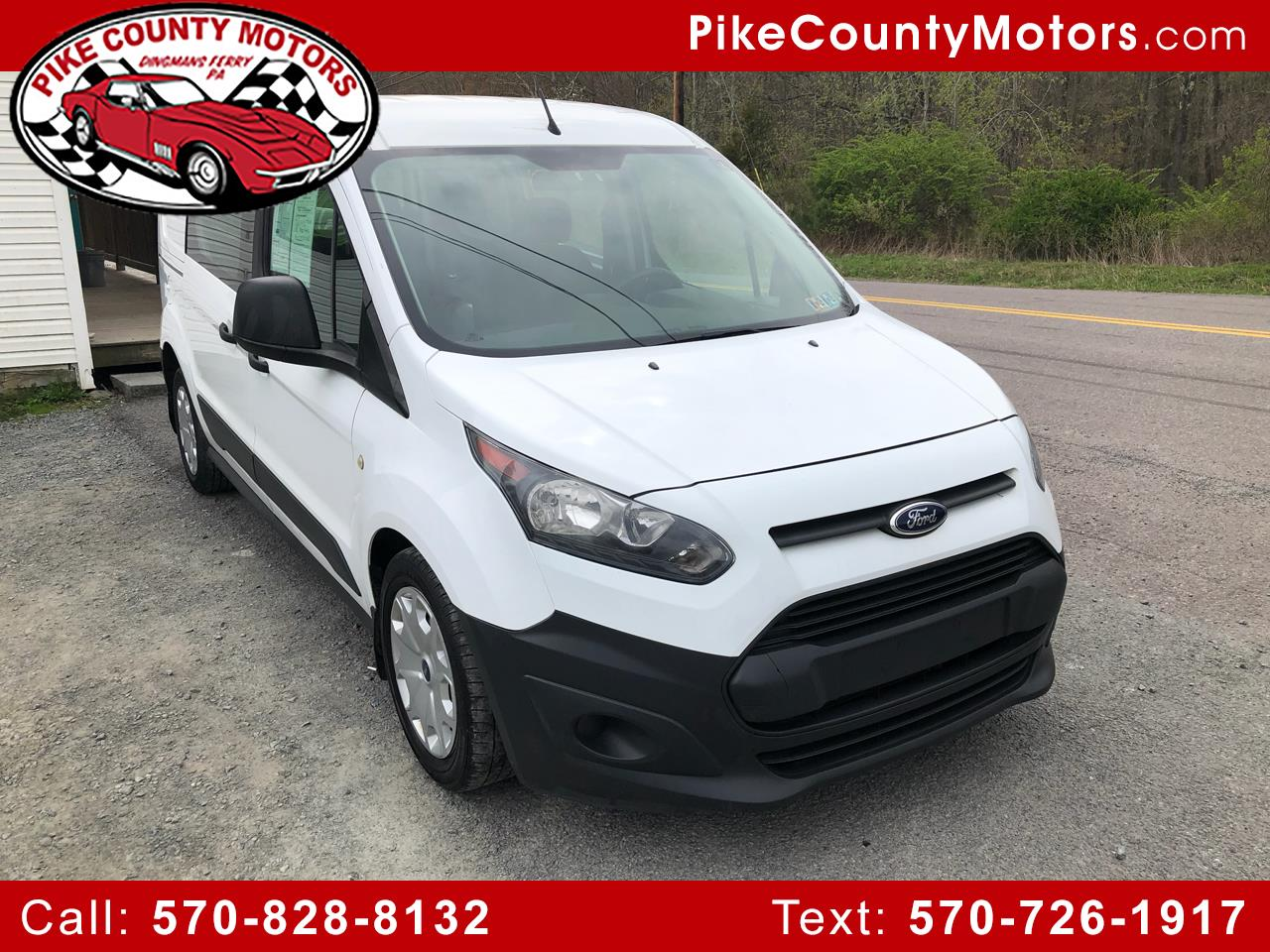 2014 Ford Transit Connect LWB XL w/Rear Liftgate