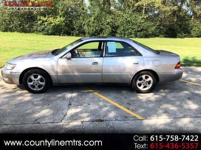 1997 Lexus ES 300 4dr Sdn