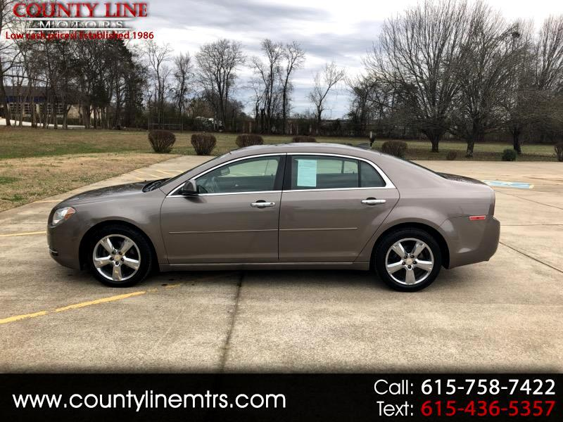 Chevrolet MALIBU 1LT Base 2012