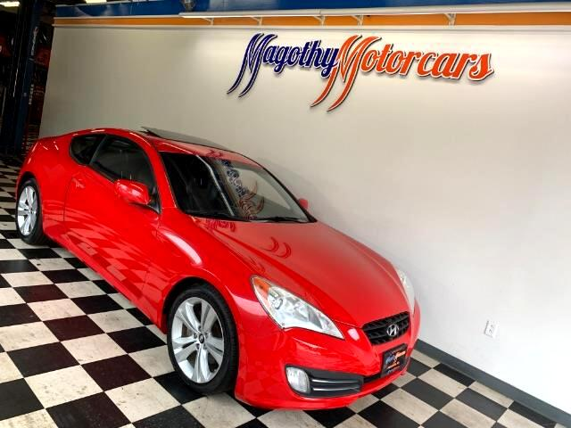 2010 Hyundai Genesis Coupe 3.8 Grand Touring Auto