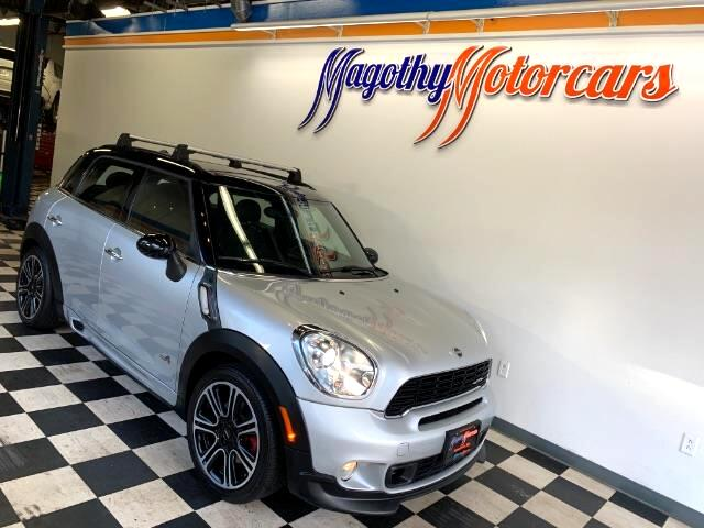 2014 MINI Countryman John Cooper Works
