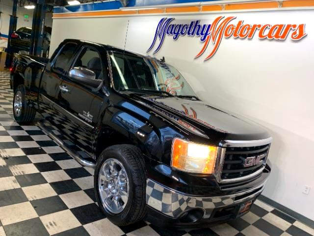GMC Sierra 1500 SLE1 Ext. Cab Short Box 2WD 2009