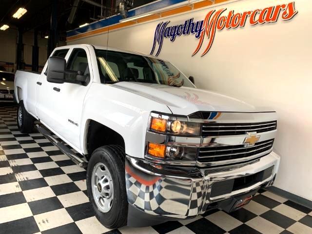 Chevrolet Silverado 2500HD Work Truck Crew Cab Long Box 2WD 2016