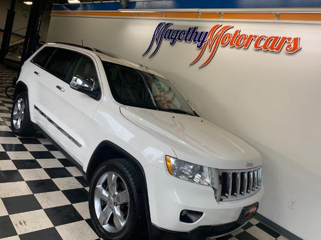Jeep Grand Cherokee Overland 4WD 2012