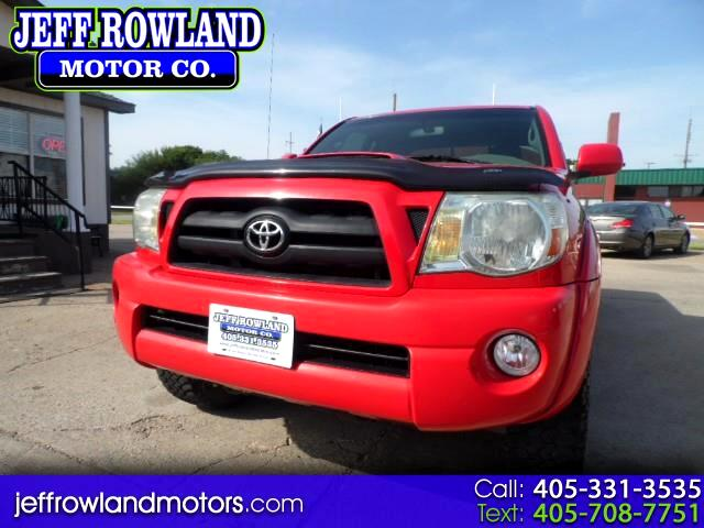 2005 Toyota Tacoma 2WD Access Cab V6 AT PreRunner (Natl)