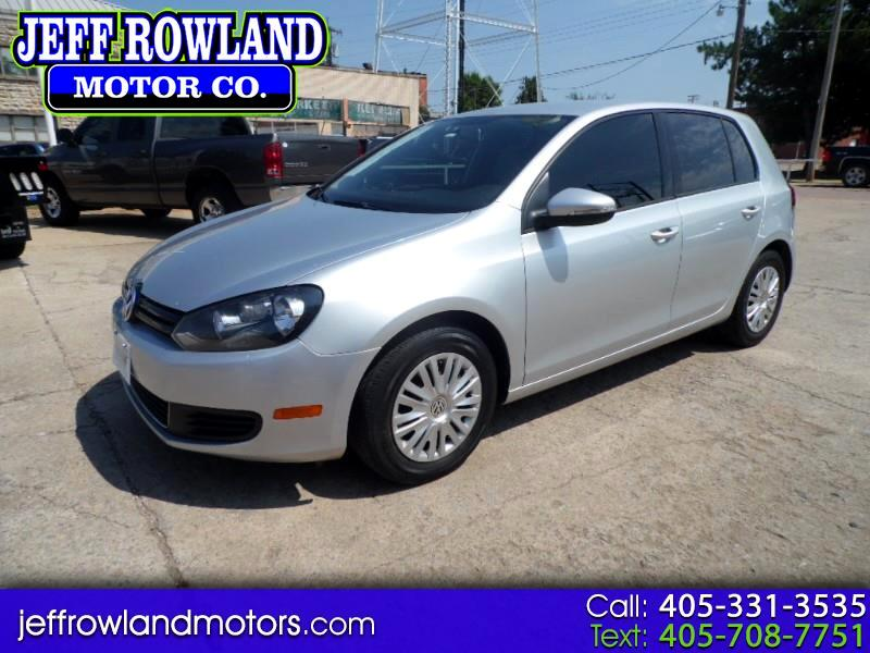 2014 Volkswagen Golf 2.5L 2-Door